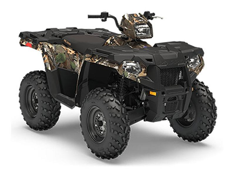 2019 Polaris Sportsman 570 EPS Camo in Three Lakes, Wisconsin - Photo 1