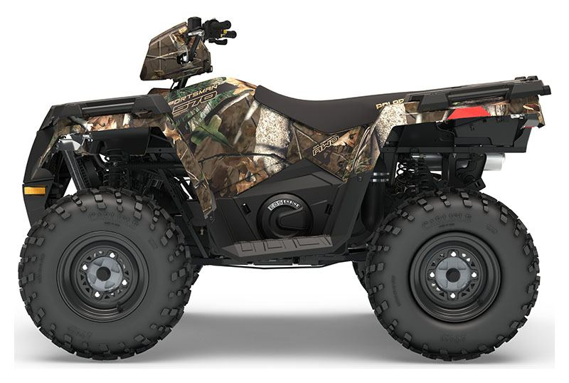 2019 Polaris Sportsman 570 EPS Camo in Anchorage, Alaska