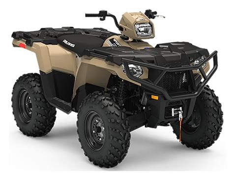 2019 Polaris Sportsman 570 EPS LE in Mount Pleasant, Michigan