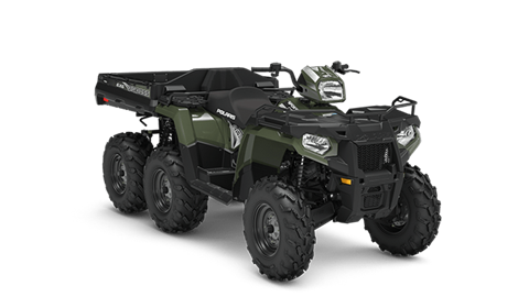 2019 Polaris Sportsman 6x6 570 in Lewiston, Maine