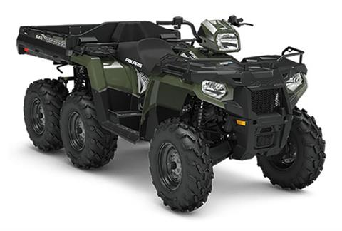 2019 Polaris Sportsman 6x6 570 in Monroe, Michigan