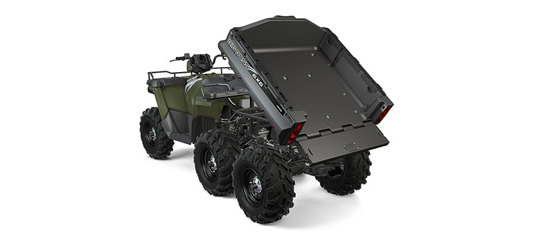 2019 Polaris Sportsman 6x6 570 in Center Conway, New Hampshire
