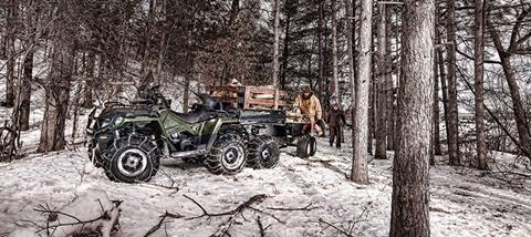 2019 Polaris Sportsman 6x6 Big Boss 570 EPS in Brewster, New York - Photo 4