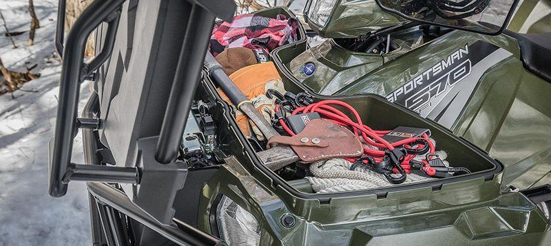 2019 Polaris Sportsman 6x6 Big Boss 570 EPS in Cleveland, Texas - Photo 7