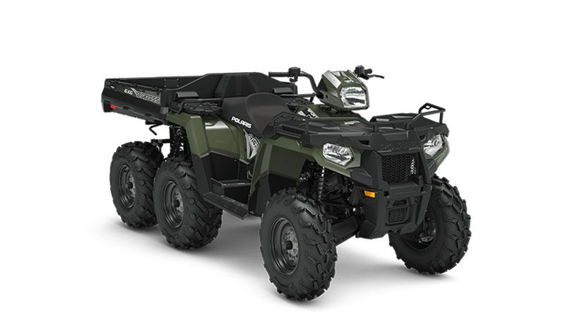 2019 Polaris Sportsman 6x6 570 in Mount Pleasant, Michigan