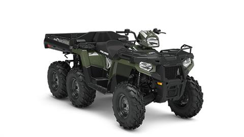 2019 Polaris Sportsman 6x6 570 in Elizabethton, Tennessee