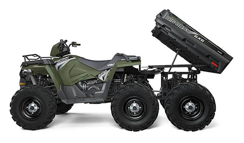 2019 Polaris Sportsman 6x6 570 in Caroline, Wisconsin