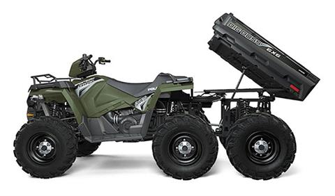 2019 Polaris Sportsman 6x6 570 in Milford, New Hampshire