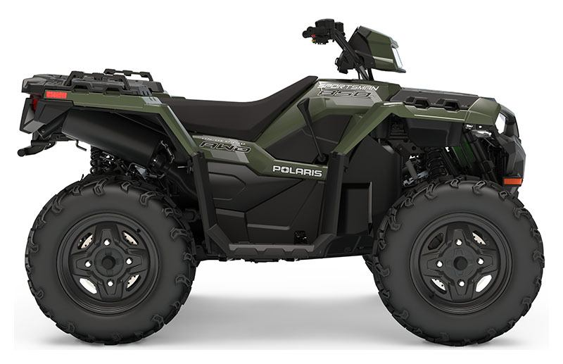 2019 Polaris Sportsman 850 in Mount Pleasant, Texas - Photo 2