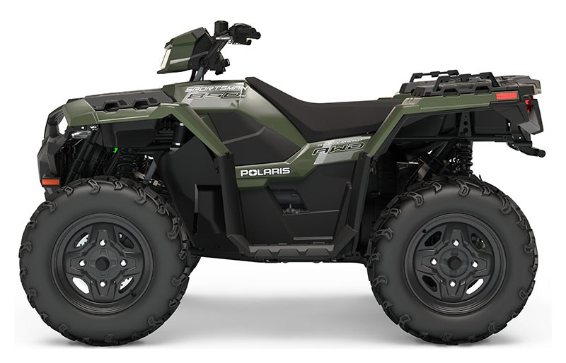 2019 Polaris Sportsman 850 in San Diego, California - Photo 3
