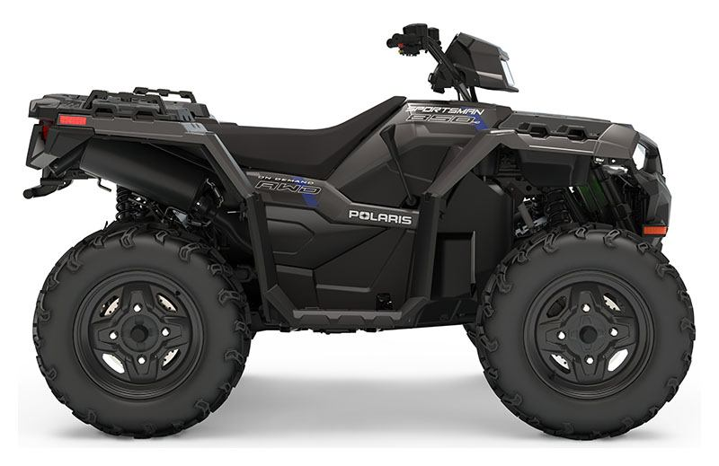 2019 Polaris Sportsman 850 in Pascagoula, Mississippi - Photo 2