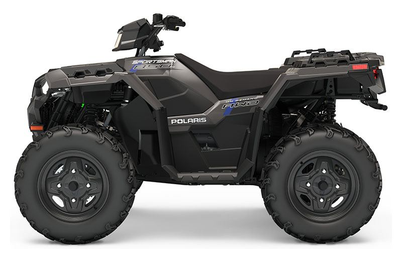2019 Polaris Sportsman 850 in Santa Maria, California - Photo 3