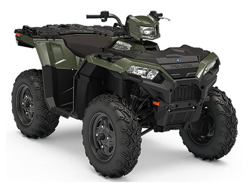2019 Polaris Sportsman 850 in San Diego, California - Photo 1