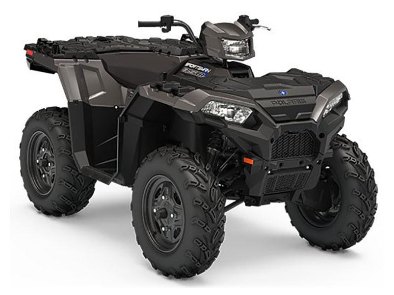 2019 Polaris Sportsman 850 in Mount Pleasant, Michigan - Photo 1