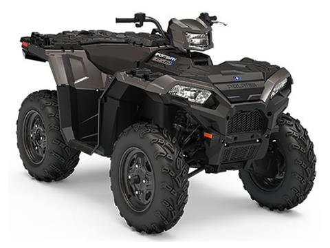 2019 Polaris Sportsman 850 in Jones, Oklahoma