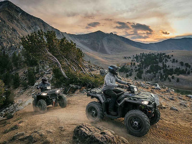 2019 Polaris Sportsman 850 in Clyman, Wisconsin
