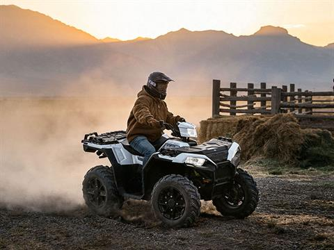 2019 Polaris Sportsman 850 SP in Rothschild, Wisconsin - Photo 4