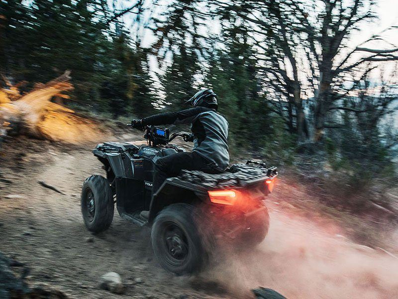 2019 Polaris Sportsman 850 SP in Barre, Massachusetts