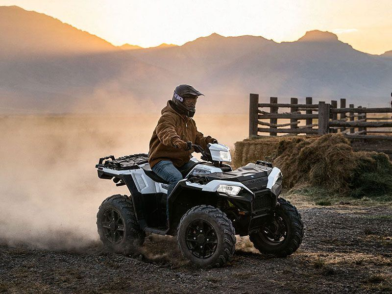 2019 Polaris Sportsman 850 SP in Bloomfield, Iowa - Photo 4