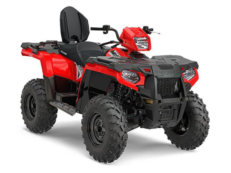 2019 Polaris Sportsman Touring 570 in Barre, Massachusetts - Photo 1