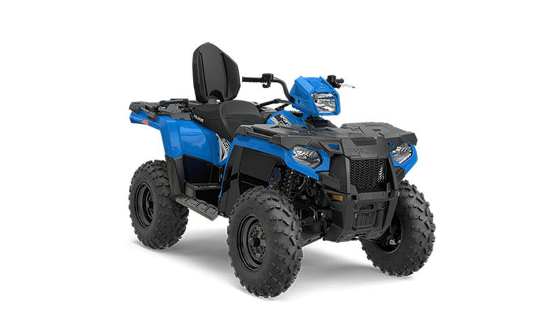 2019 Polaris Sportsman Touring 570 EPS in Leland, Mississippi