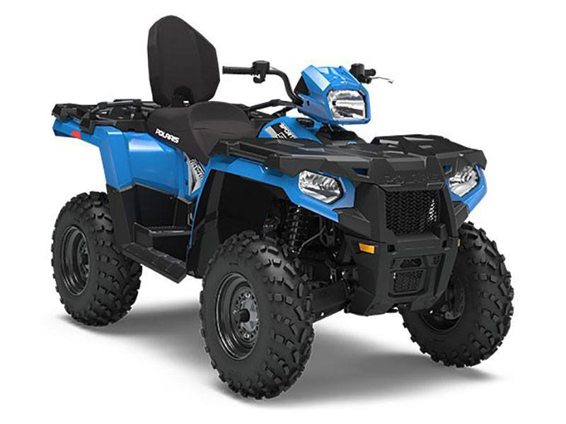 2019 Polaris Sportsman Touring 570 EPS in Sterling, Illinois