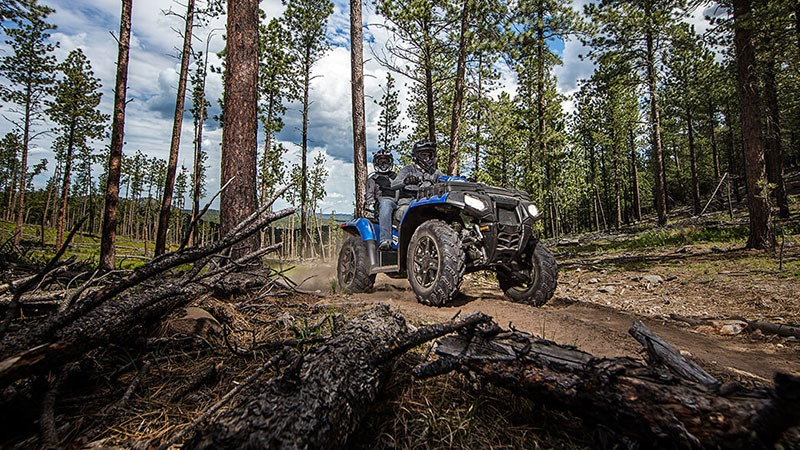 2019 Polaris Sportsman Touring 850 SP in Altoona, Wisconsin