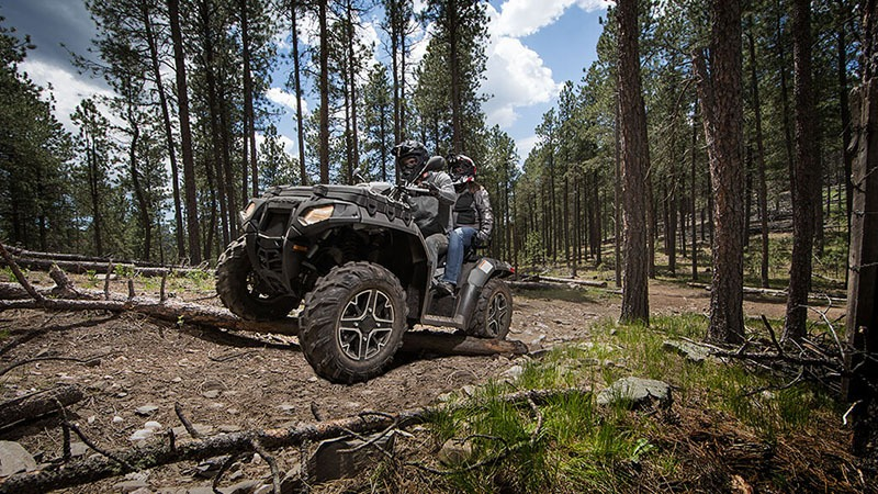 2019 Polaris Sportsman Touring XP 1000 in Clyman, Wisconsin - Photo 3