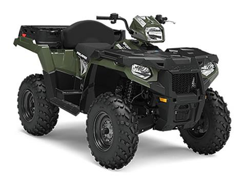 2019 Polaris Sportsman X2 570 in Baldwin, Michigan