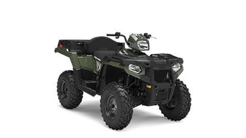 2019 Polaris Sportsman X2 570 in Lewiston, Maine