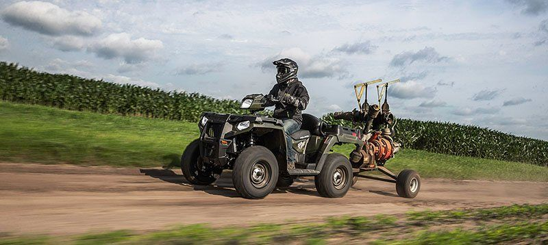 2019 Polaris Sportsman X2 570 in Thornville, Ohio