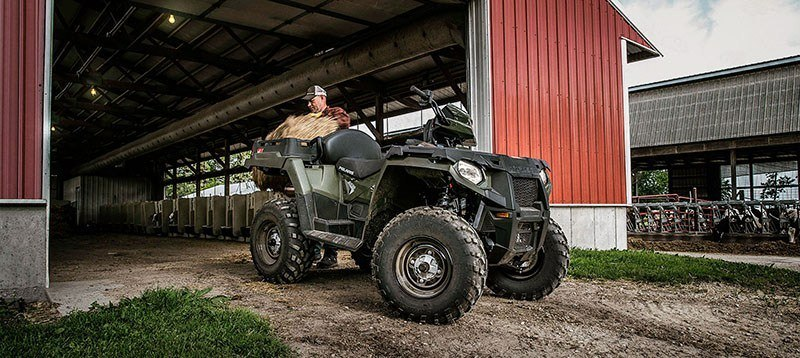 2019 Polaris Sportsman X2 570 in Bigfork, Minnesota
