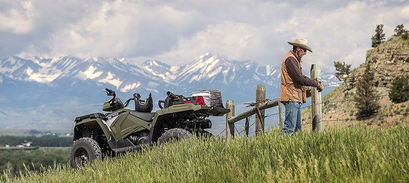 2019 Polaris Sportsman X2 570 in Park Rapids, Minnesota