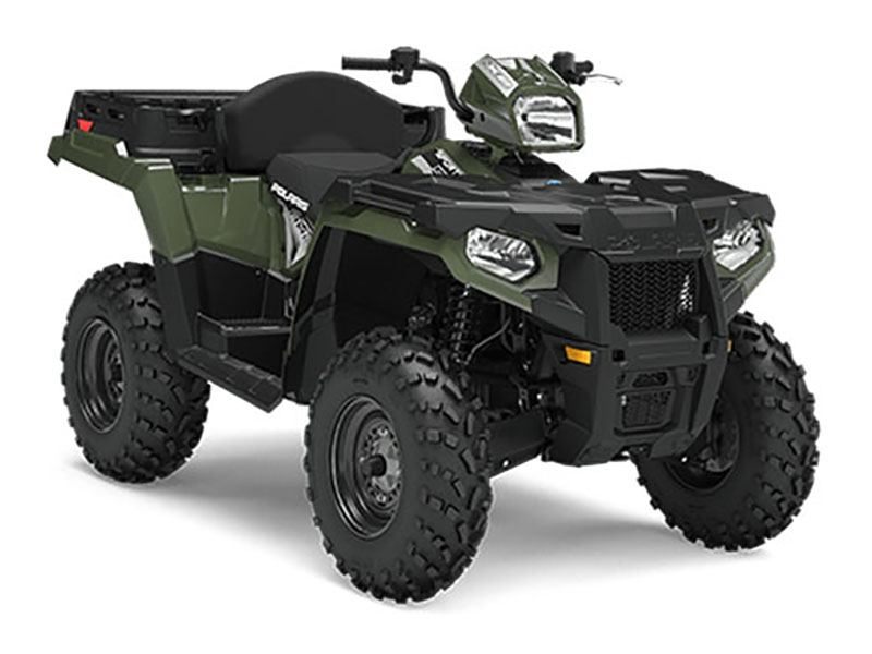 2019 Polaris Sportsman X2 570 in Clyman, Wisconsin