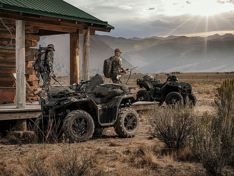 2019 Polaris Sportsman XP 1000 Hunter Edition in Cleveland, Ohio