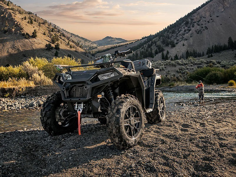 2019 Polaris Sportsman XP 1000 Hunter Edition in Corona, California - Photo 4
