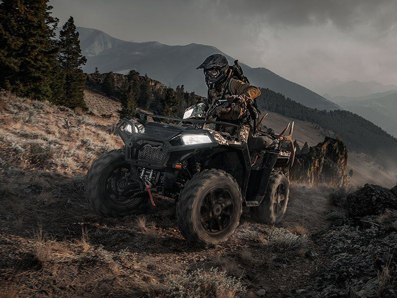 2019 Polaris Sportsman XP 1000 Hunter Edition in Port Angeles, Washington