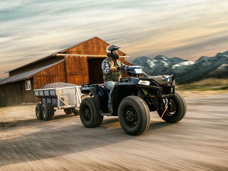 2019 Polaris Sportsman XP 1000 Premium in Elkhart, Indiana