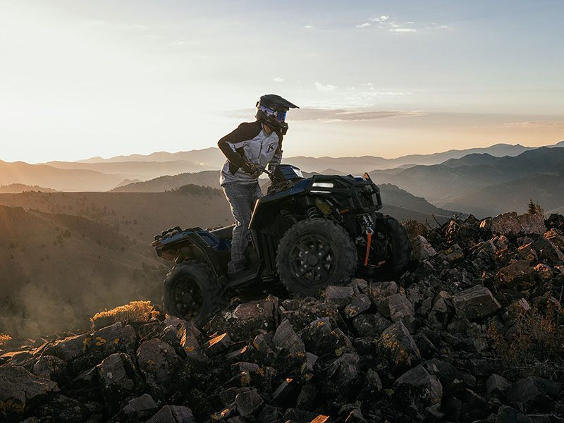 2019 Polaris Sportsman XP 1000 Premium in Newport, New York