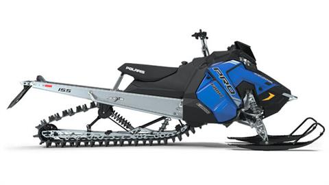 2019 Polaris 600 PRO-RMK 155 ES in Sterling, Illinois