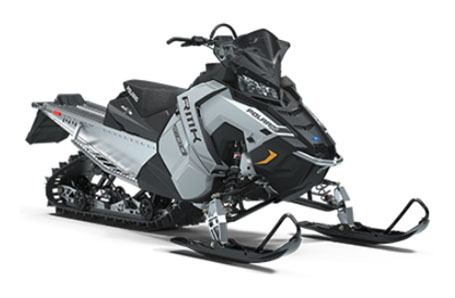 2019 Polaris 600 RMK 144 in Baldwin, Michigan