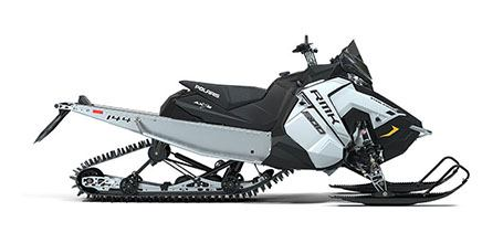 2019 Polaris 600 RMK 144 in Hillman, Michigan