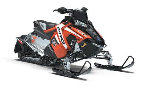 2019 Polaris 600 Switchback Pro-S Snowcheck Select in Cottonwood, Idaho
