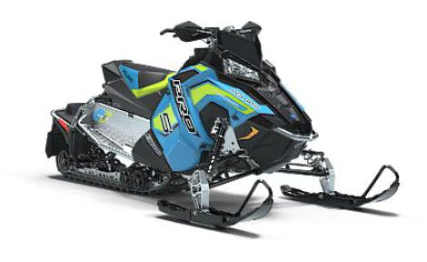2019 Polaris 600 Switchback Pro-S Snowcheck Select in Hillman, Michigan