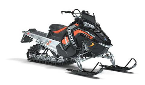 2019 Polaris 800 PRO-RMK 155 SnowCheck Select in Baldwin, Michigan