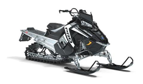 2019 Polaris 800 PRO-RMK 155 SnowCheck Select in Ironwood, Michigan