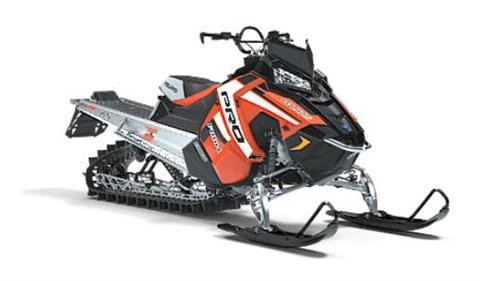 2019 Polaris 800 PRO-RMK 155 SnowCheck Select in Woodruff, Wisconsin