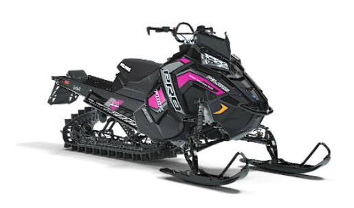 2019 Polaris 800 PRO-RMK 155 SnowCheck Select in Little Falls, New York