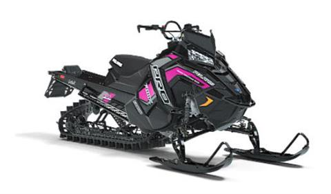 2019 Polaris 800 PRO-RMK 155 SnowCheck Select in Munising, Michigan
