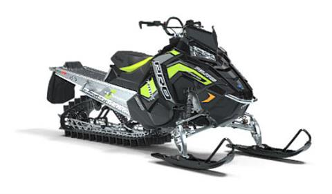 2019 Polaris 800 PRO-RMK 155 SnowCheck Select 3.0 in Newport, New York